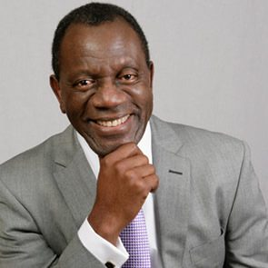 Rev. Dr Paul Jinadu