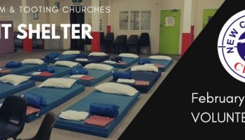 Streatham & Tooting Churches night shelter